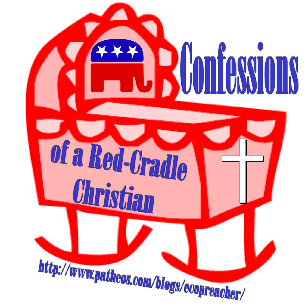 confessions of a red-cradle christian