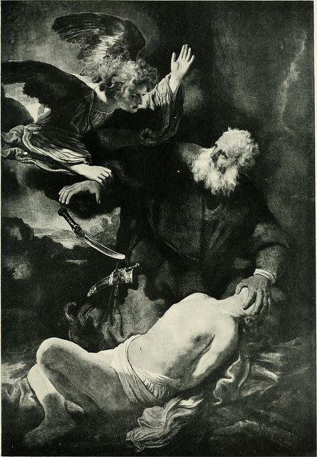"Image from page 234 of ""Rembrandt : his life, his work, and his time"" (1903). Public domain."