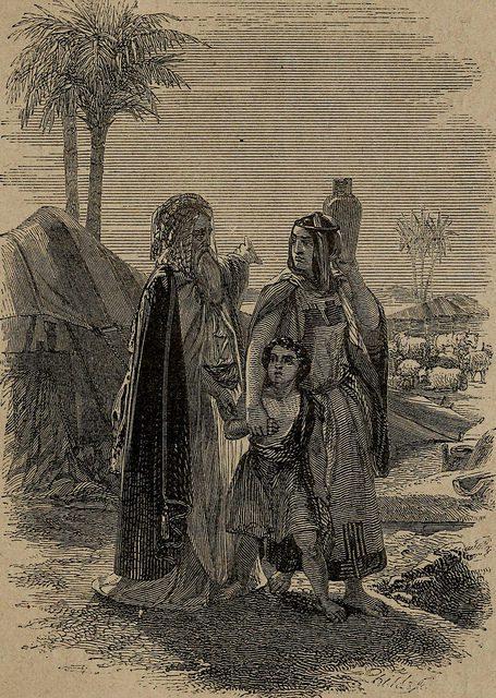 Hagar, Ishmael, Abraham