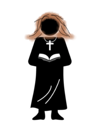 female clergy clip art.1