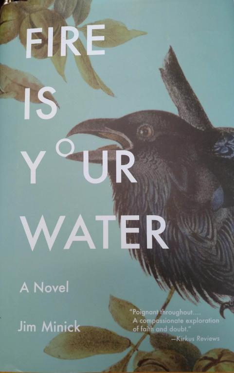 Fire Is Your Water, dust jacket