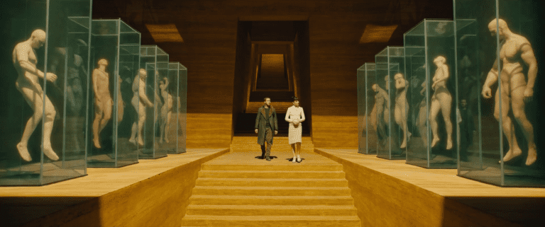 blade runner 2049, nex gen replicants