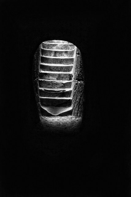"""Darkness"" - by Sijji_2. Public domain. www.flickr.com"