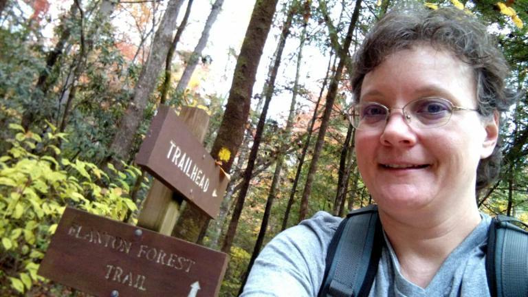 Leah Schade, Blanton Forest, Kentucky