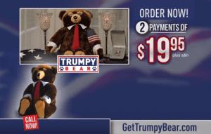 Order Trumpy Bear