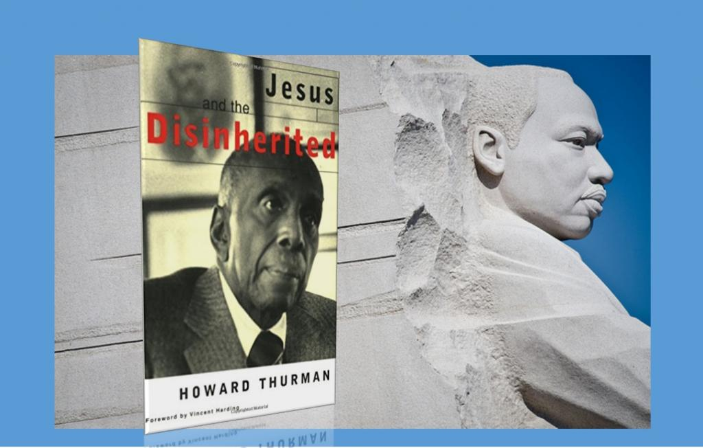 Image result for howard thurman and martin luther king