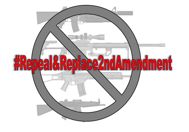 Repeal and Replace 2nd Amendment