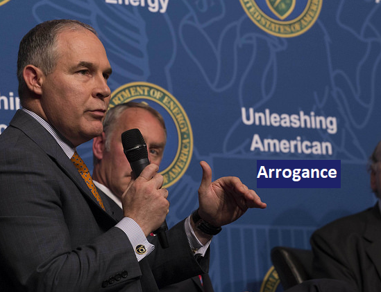 No Scott Its Not Working >> No Mr Pruitt Fossil Fuels Are Not God S Blessing For Humanity