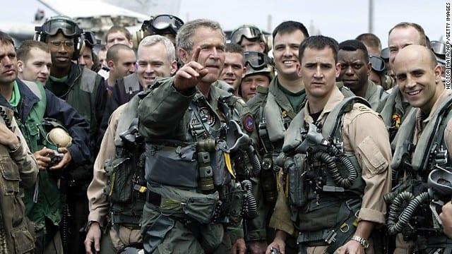 Iraq War Sermon – 16 Years Later | Leah D  Schade