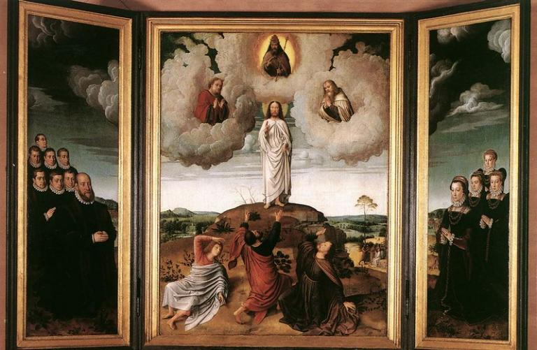 Reading Matthew 17:1-9, Transfiguration of Jesus, Through a Dialogical Lens    Leah D. Schade