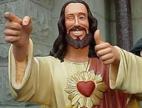 Buddy Christ 2