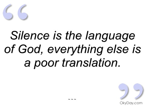 silence-is-the-language-of-god