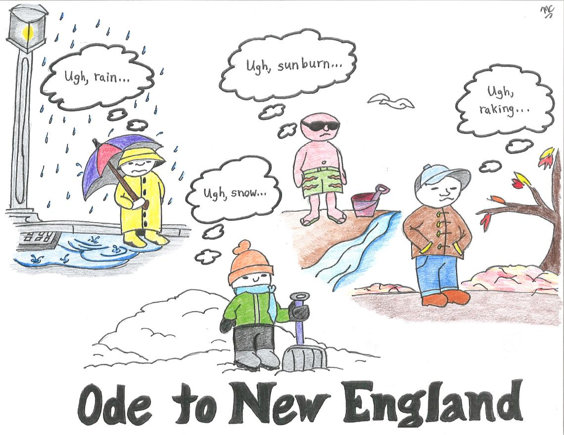Ode to New England