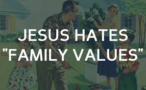 JC and family values