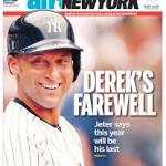 Jeter farewell