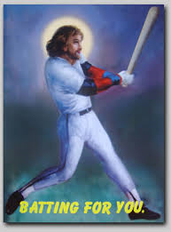 baseball jesus