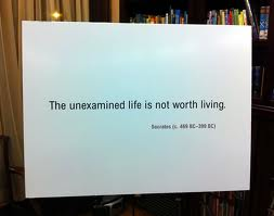 unexamined life