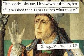 Augustine on time