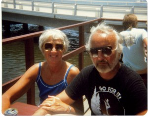 Trudy and Bruce June 1982