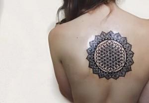 Alisha tattoo