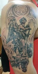 caleb tattoo 2