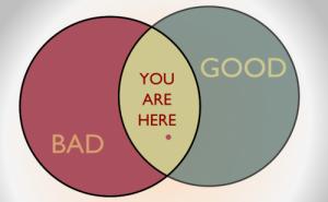 good and bad