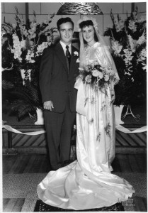 Bruce and Trudy's wedding picture (2)