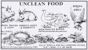 unclean animals