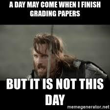 grading meme