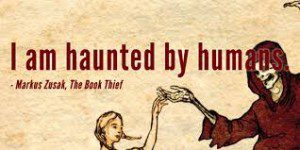 haunted by humans