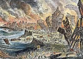 lisbon earthquake