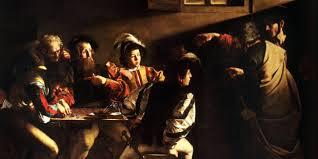 Calling of Saint Matthew 4