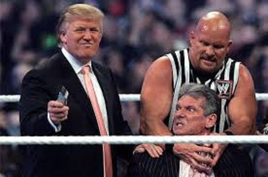 Trump wrestling 3