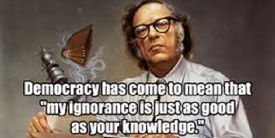 My Ignorance is Just as Good as Your Knowledge | Vance Morgan