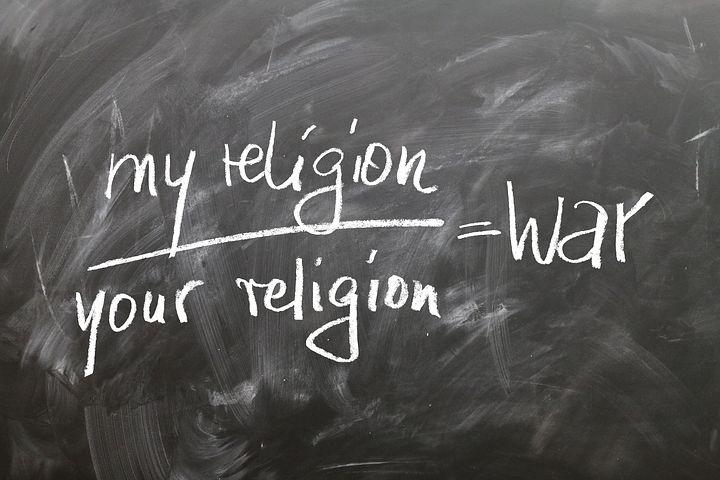 religion clash