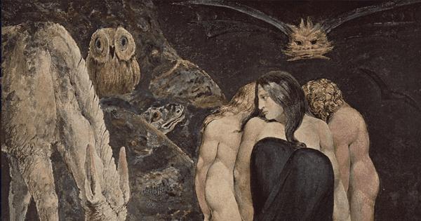 Image Credit: William Blake   Public Domain