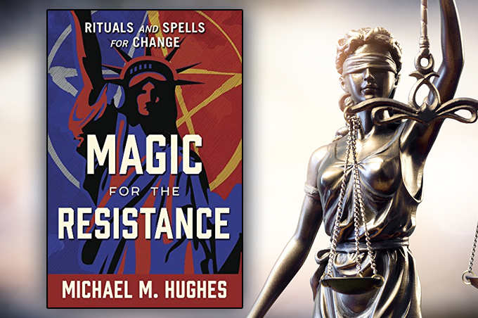 Six Books For The Activist Witch | Mat Auryn