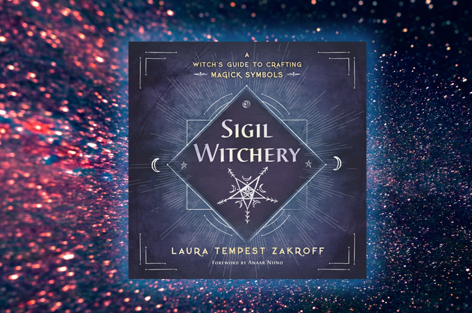 Sigil Witchery by Laura Tempest Zakroff