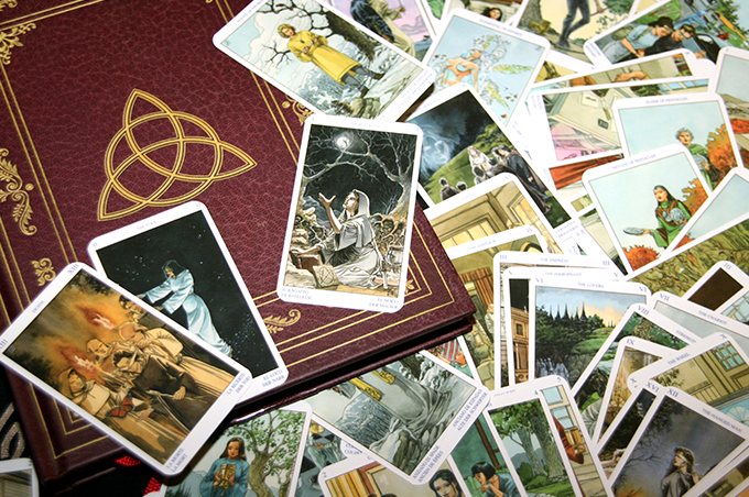 The Best Books On Rider-Waite-Smith Based Tarot Decks | Mat