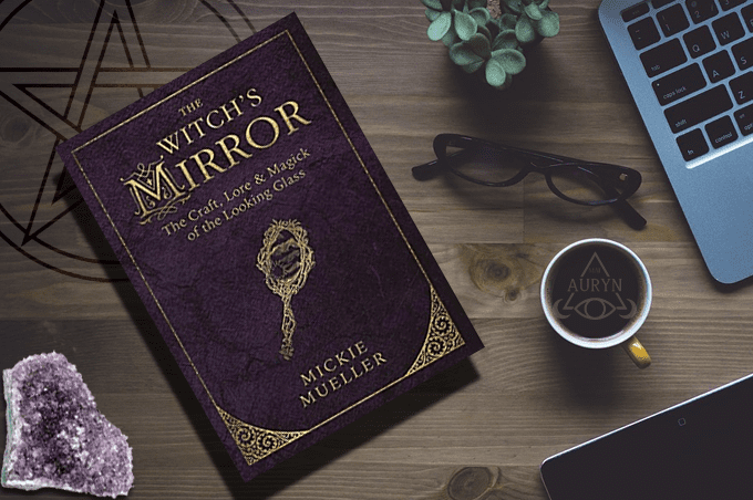 Mickie Mueller - The Witch's Mirror