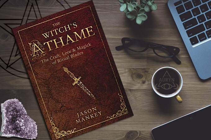Jason Mankey The Witch's Athame