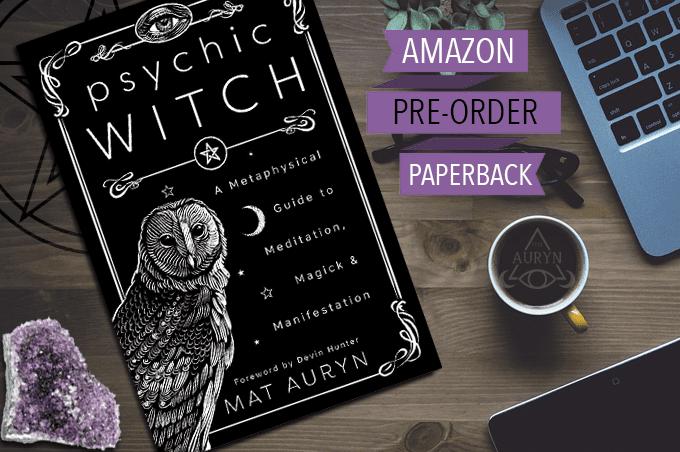 Psychic Witch Mat Auryn
