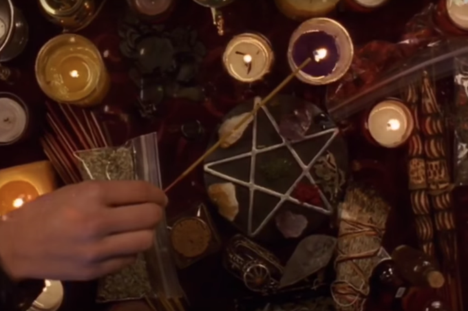 The Craft (Columbia Pictures) | All Rights Reserved