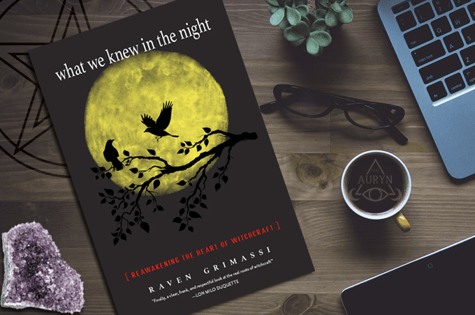 Raven Grimassi - What We Knew In The Night