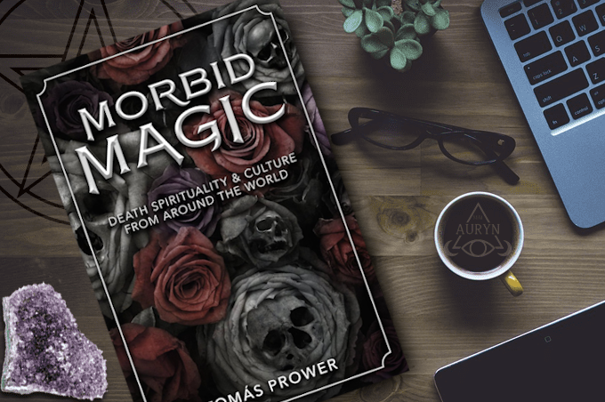 Morbid Magic Tomas Prower