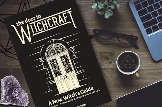 The Door To Witchcraft by Tonya Brown