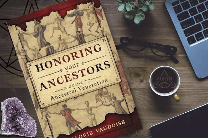 Honoring Your Ancestors: A Guide to Ancestral Veneration Mallorie Vaudoise