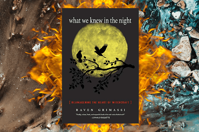 Raven Grimassi What We Knew In The Night