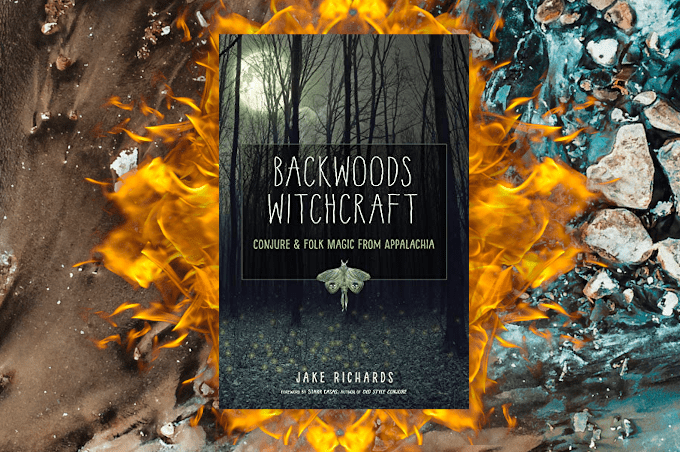 Jake Richards Backwoods Witchcraft
