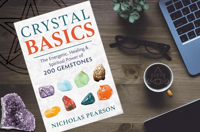 Crystal Basics Nicholas Pearson